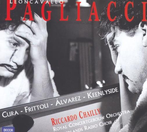 Ruggero Leoncavallo <br />Pagliacci