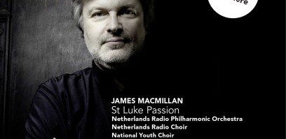 James MacMillan <br />St Luke Passion