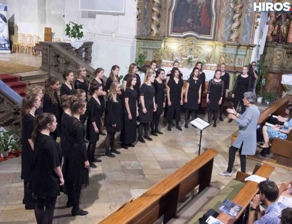 Hongarije-tour Nationaal Vrouwen Jeugdkoor een groot succes!