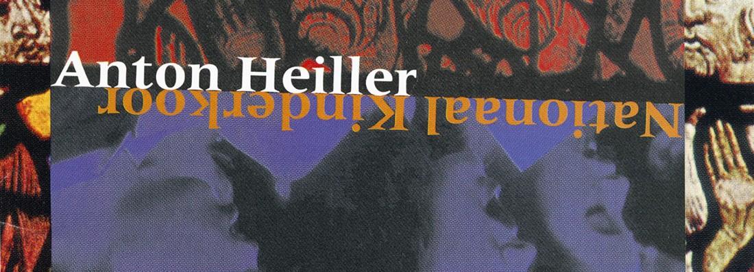 Anton Heiller <br />Adventmusik Passionsmusik<br /><span>Koop cd</span>