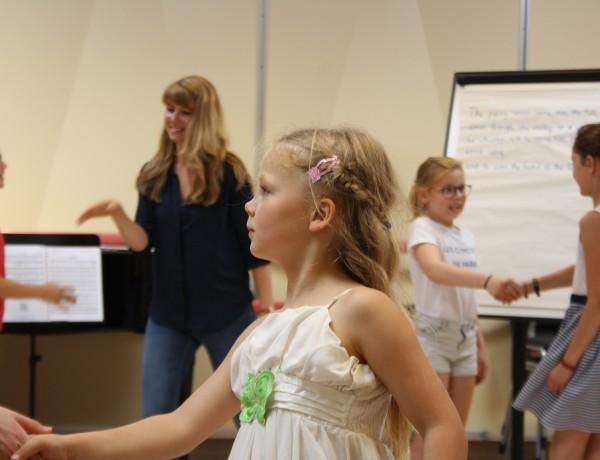 Zomercursus voor muziekdocenten en kinderkoordirigenten