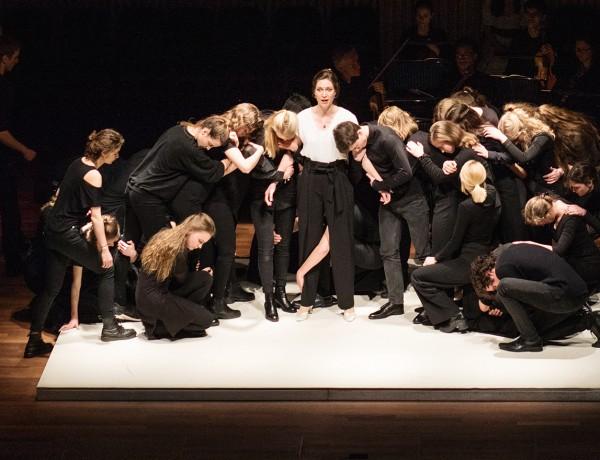 Nationaal Gemengd Jeugdkoor en Bach's  Johannes Passion