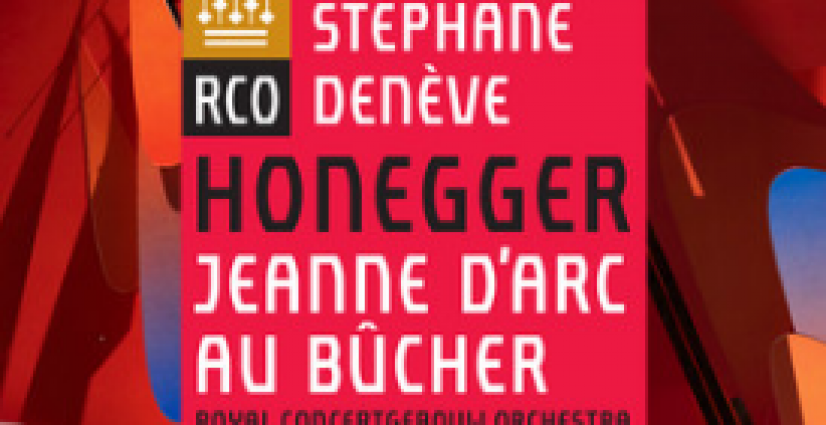 Jeanne d'Arc au Bûcher wint International Classical Music Award