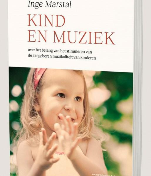 Boek Kind en Muziek – Inge Marstal