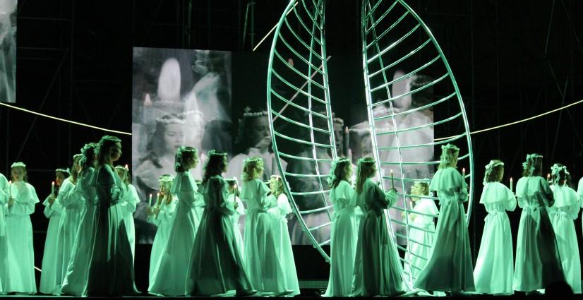 Mädchen Prozession nu te zien op ARTE.TV
