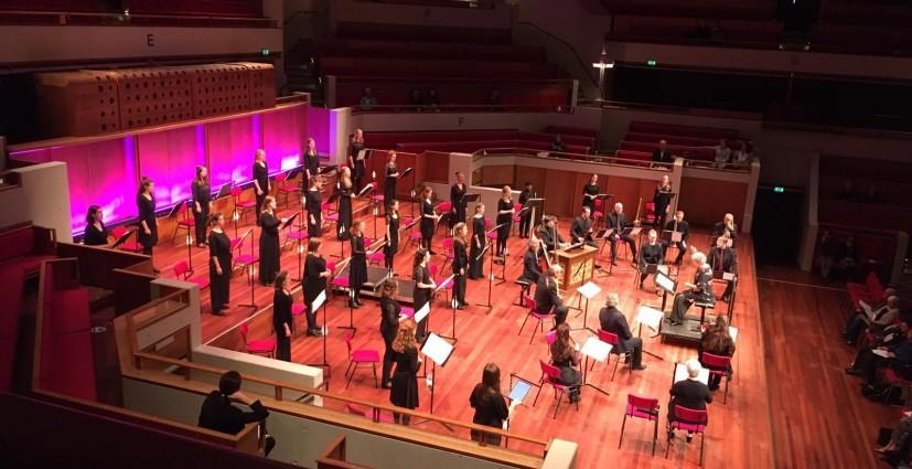 Nationale Koren zijn Ensemble in Residence bij TivoliVredenburg '21-'22