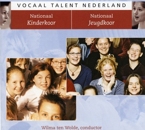 Nationaal Kinderkoor <br />Nationaal Jeugdkoor<br /><span>Koop cd</span>
