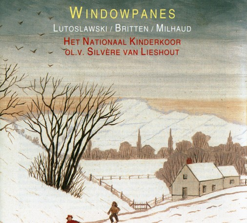 Windowpanes<br />Nationaal Kinderkoor <br /><span>Koop cd</span>