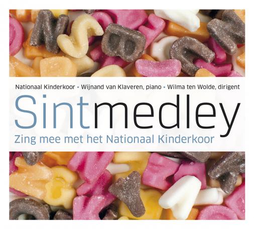 Sintmedley <br />Nationaal Kinderkoor <br /><span>koop cd</span>