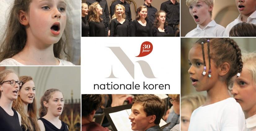 Jubileum 30 jaar Nationale Koren: 17 november in TivoliVredenburg